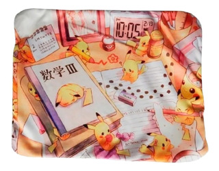 Funda De Almohada Pokemon Pikachu Varios Gran Precio