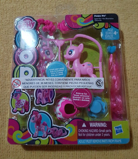My Little Pony Crea Tu Pony Pinkie Pie