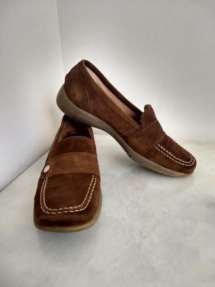 Zapatos Mujer Mocasin Balerina Núm 37