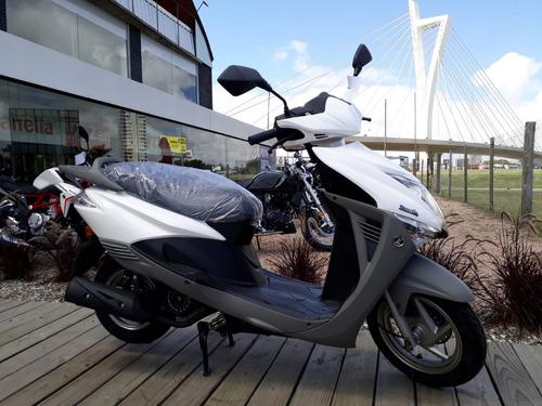 Moto Scooter Zanella Styler 125 Rt - Con Casco De Regalo
