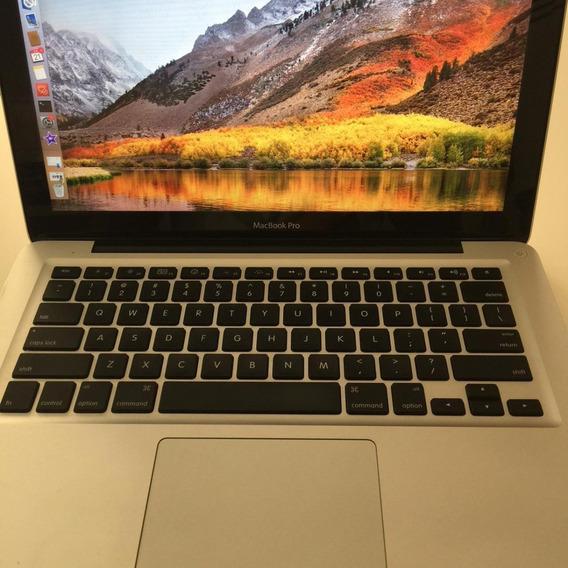 Macbook Pro 13 2.4ghz Core2duo 8gb Mid 2010 Geforce 256mb