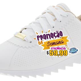 2e0069f33 Sapatilha Moleca Ref:5231110 - Outros Sapatos Moleca para Feminino ...