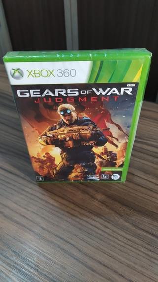 Jogo Gears Of War: Judgment - Xbox 360 Lacrado