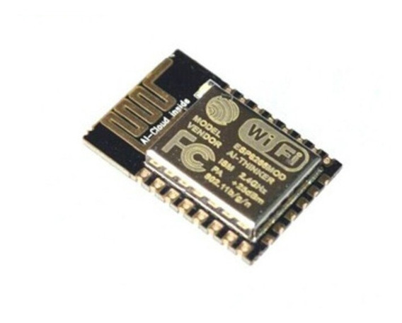 Módulo Wireless 802.11 B/n/g Esp-12e Esp8266 Wifi Arduino