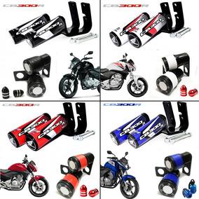 Slider Protetor Motor Cb300r Todas As Cores + Brinde