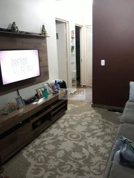 Apartamento Com 2 Dormitórios À Venda, 49 M² Por R$ 175.000,00 - Jardim Bom Retiro (nova Veneza) - Sumaré/sp - Ap0489