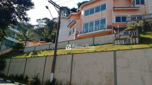 Imagem 1 de 30 de Sobrado Com 5 Dormitórios À Venda, 570 M² Por R$ 2.900.000,00 - Arujazinho Iii - Arujá/sp - So0229