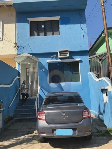 Sobrado Comercial Vila Clementino  - Tw15839