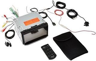 Car Stereo Wit Pioneer Avh-4201nex Double-din Multimedia Dvd