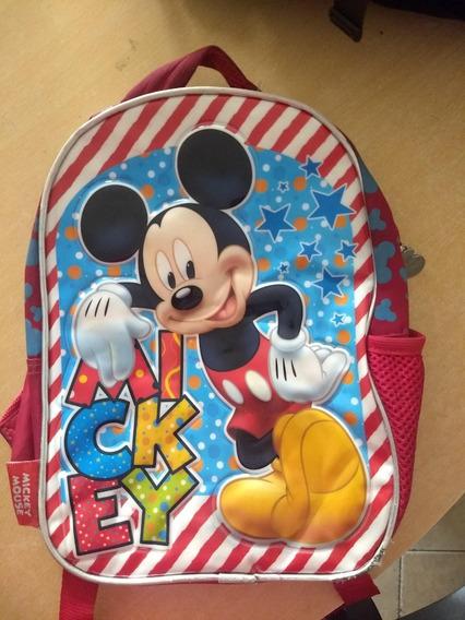 Mochila De Espalda 12lt Mickey Disney