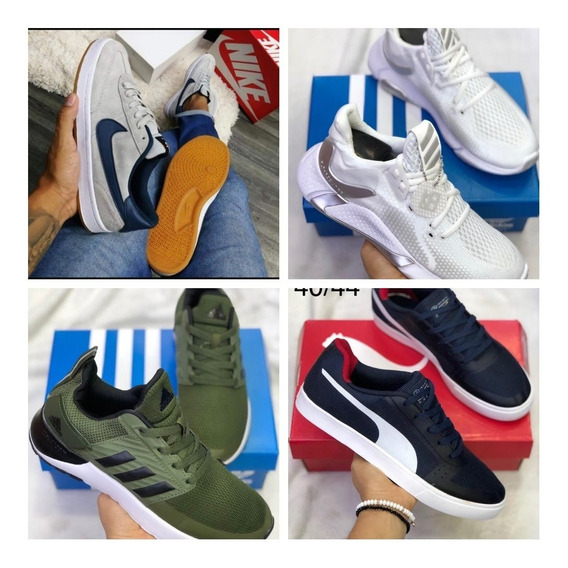 *~* Zapatos adidas Cloudfoam / Puma / Nike Air/ Vapormax *~*