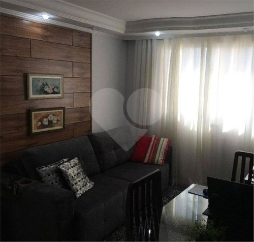 Apartamento Com Bom  Acabamento !!!! - 373-im526319