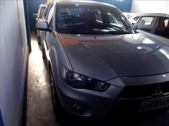 Mitsubishi Outlander 2.4 4x4 Gasolina Automático