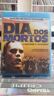 Blu-ray Filme Dia Dos Mortos Original Lacrado