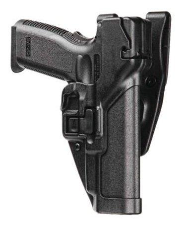 Imagen 1 de 4 de Estuche Porta Funda Para Pistola Glock Doble Seguro