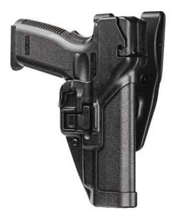 Estuche Porta Funda Para Pistola Glock Doble Seguro