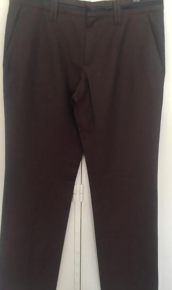 Pantalón De Vestir Zara , Talle 42
