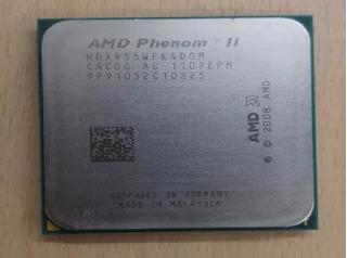 Amd Phenom Ii X4 840 - 4 Núcleos - 3.2 Ghz - Am3+