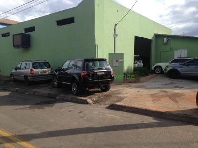 Galpão À Venda, 540 M² Por R$ 890.000 - Jardim Planalto - Goiânia/go - Ga0051