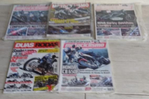 5 Revistas De Moto