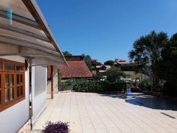 Casa Com 3 Dormitórios À Venda, 400 M² Por R$ 1.500.000 - Caixa D´água - Vinhedo/sp - Ca0214