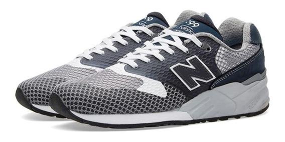 Tenis New Balance Tipo Sneakers Nuevo #27.5