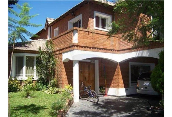 Casa En Barrio Cerrado Barrancas De San Jose.