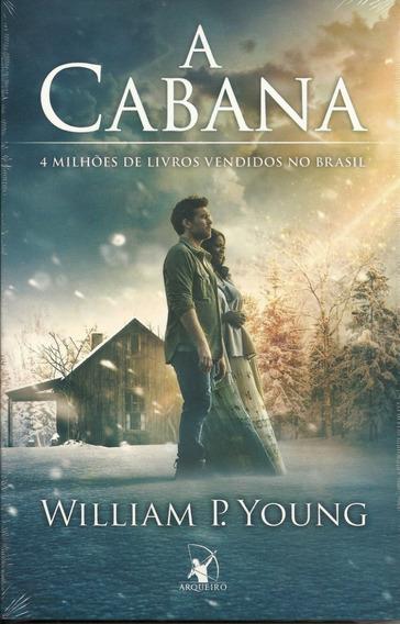 A Cabana Livro William P. Young Frete 9