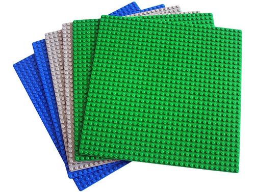 Placa Base Para Construccion Clasica, Set De 6 De 10in X