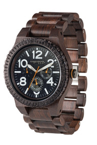 Relógio Madeira We Wood Masculino Wwkr05