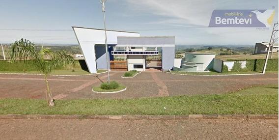 Terreno Em Condominio De Alto Padrão, Cornélio Procópio - Te0007. - Te0007