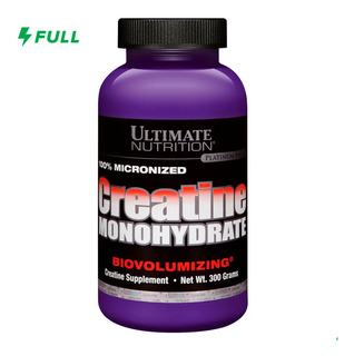 Creatina Monohydrate 300g - Ultimate Nutrition