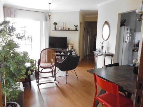 Imagem 1 de 18 de Apartamento Residencial À Venda, Tatuapé, São Paulo. - Ap5181