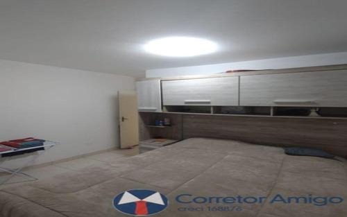 Imagem 1 de 18 de Vendo Apto 2 Dorm. Pq Continental Ii - Ml3144
