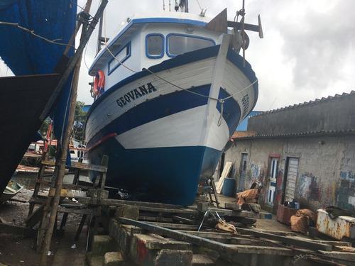 Imagem 1 de 10 de Barco De Pesca