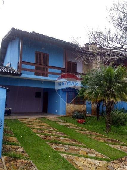 Casa Com 4 Dormitórios, 1 Suíte À Venda, 291 M² Por R$ 950.000 - Aruã - Mogi Das Cruzes/sp - Ca0145