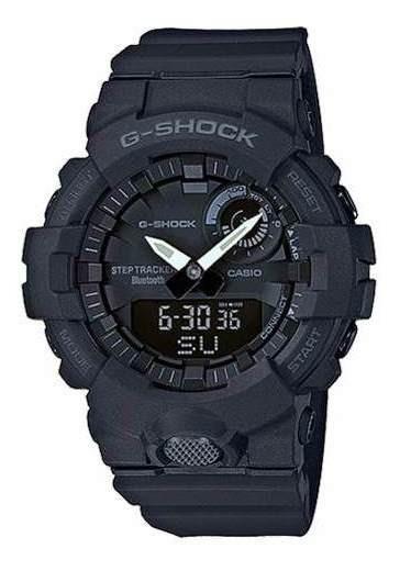 Reloj G-shock Unisex Negro Gba-800-1adr