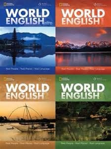 Libros World English Niveles Del1-19 +workbook+audio.(cevaz)