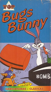 Bugs Bunny Vhs Dibujos Animados