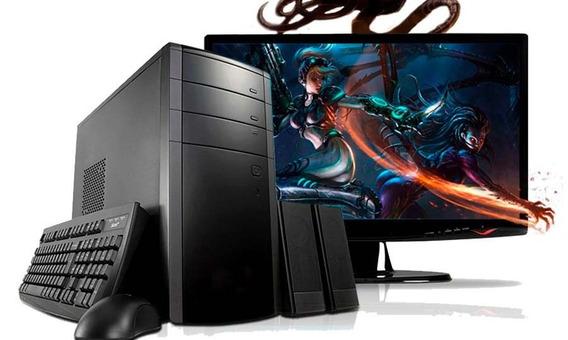 Novo Ofertão Dual Core 4gb 1tb Hd+ Caixinha De Som,lcd 19