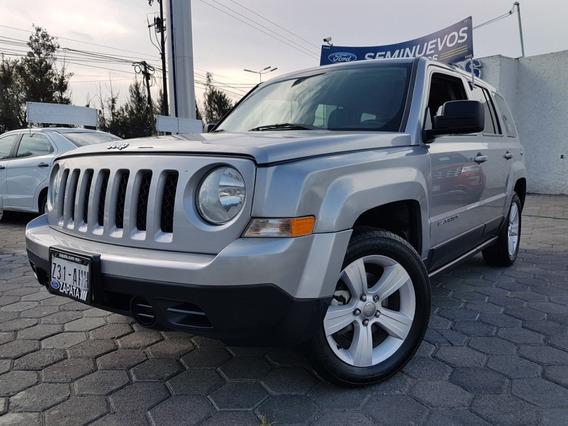 Jeep Patriot Latitud 4x2 At