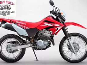 Honda Xr 250 Tornado 2018 0km Rojo