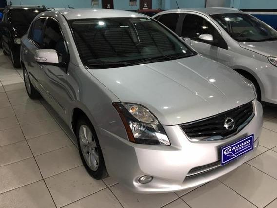 Nissan Sentra 2.0 16v Cvt (flex) Flex Automático