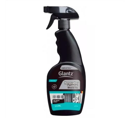 Spray Renovador De Cubiertas Llantas Glantz 500ml Ma