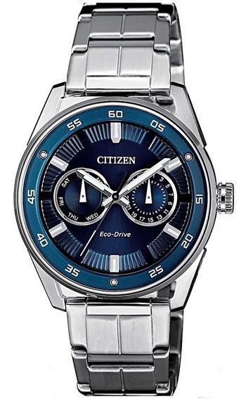Relógio Citizen Masculino Eco Drive Bu4027-88l / Tz31267f
