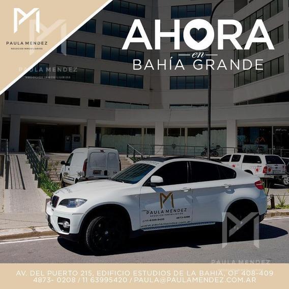 Oficina-alquiler-monoambiente - Bahia Grande - Estudios De La Bahía - Nordelta - Tigre