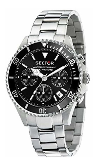 Sector Sector Men S 230 Analog-quartz Stainless-steel