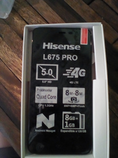 Teléfono Hisense L675pro Nuevo