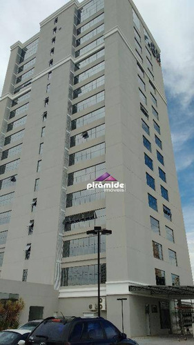 Sala Para Alugar, 52 M² Por R$ 1.500,00/mês - Jardim São Dimas - São José Dos Campos/sp - Sa0787