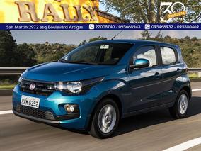 Fiat Mobi 2017 0km! Modelo Easy/easy On Desde U$s11690